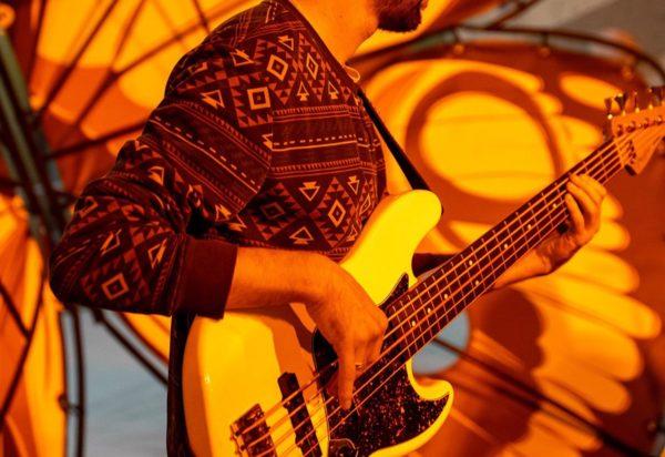 jam session guitariste